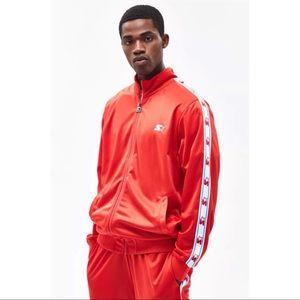Starter Black Label Side Stripe Track Jacket